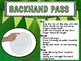 Ultimate Frisbee Skill Task Cards