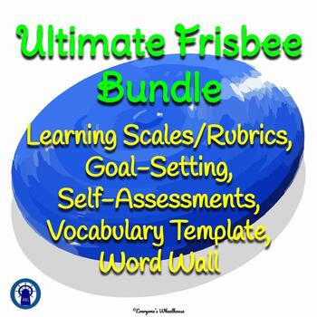 Ultimate Frisbee Unit Bundle
