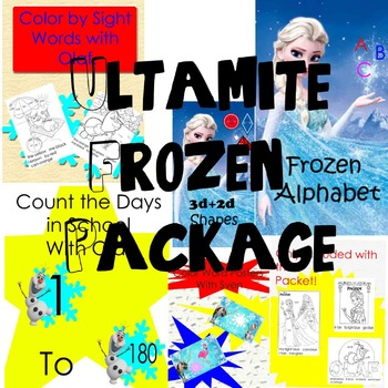 Ultimate Frozen Package