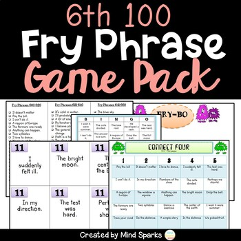 Ultimate Fry Phrase Pack (Phrases 600-700)