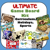 All Curriculum Game Boards