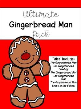 Ultimate Gingerbread Man Pack
