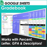 Gradebook for Google Drive: Standards-Based AND Traditiona