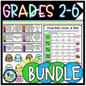 Ultimate Grades 2 - 6 Bundle! (GROWING)