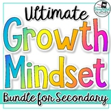Ultimate Growth Mindset Bundle for Secondary