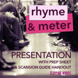 Rhyme & Meter in 5 Easy Pieces: The Essential Guide