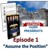 Ultimate Guide to the Presidents - Video Graphic Organizer Episode 1