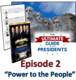 Ultimate Guide to the Presidents - Video Graphic Organizer Episode 2