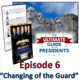 Ultimate Guide to the Presidents - Video Graphic Organizer Episode 6