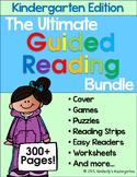 Ultimate Guided Reading Bundle, Kindergarten Edition! 300+