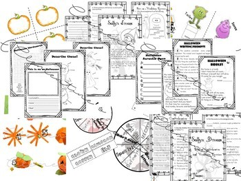 Ultimate Halloween Pack - Literacy, Activities and Games