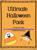 Ultimate Halloween Pack (With Bulletin Board Ideas)
