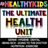 Ultimate Health Unit #healthykids