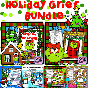 Ultimate Holiday Grief Bundle for School Counselors