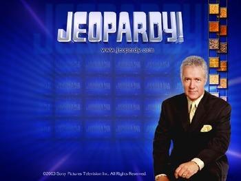 Ultimate Jeopardy Template