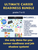 Ultimate Career Planning & Job Shadow System - growing cur