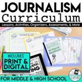 Ultimate Journalism Teaching Unit