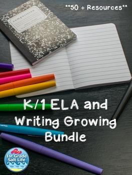 1st Grade Reading Activities / 1st Grade Writing Activities / 1st grade ELA