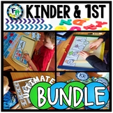 Ultimate Kindergarten & Grade 1 Bundle (GROWING FOREVER)