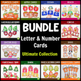 Ultimate Letters and Number Cards (Growing BUNDLE)