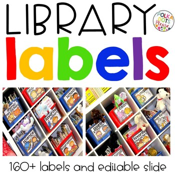 Library Labels Worksheets & Teaching Resources   TpT
