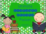 Literacy Center Packet (23 Centers)