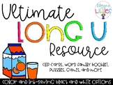 Ultimate Long U Resource {Engaging hands-on phonics games & activities}