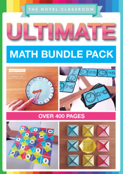 Ultimate Math Bundle - 6 Math Bundles Included