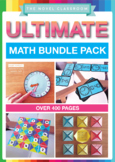 Ultimate Math Bundle - 6 Math Bundles Included