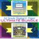 Ultimate Math Bundle, Grades 3-5: Digital + Paper: Google + PDF Math Resources