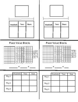Ultimate Math Graphic Organizer