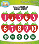 Ultimate Numbers / Counting Series Clipart {Zip-A-Dee-Doo-Dah Designs}