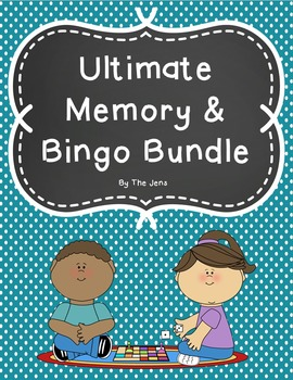 Ultimate Memory/Bingo Bundle