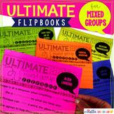 Ultimate Mixed Group Flipbooks