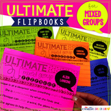 Ultimate Mixed Group Flipbooks