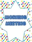 Ultimate Morning Meetings