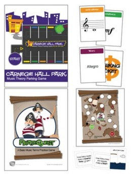 Ultimate Music Theory Pack for Kids (Digital Print)