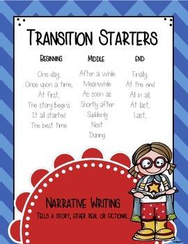 Ultimate Narrative Writing Pack