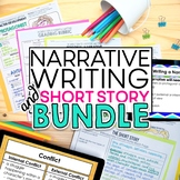 Narrative Writing and Short Story Unit Bundle