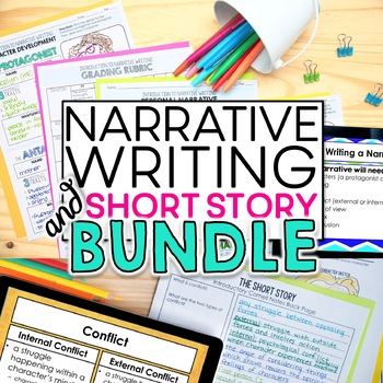 Narrative Writing and Short Story Unit