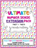 Ultimate Number Sense EXTENSION Pack {1.NBT.1 & 1.NBT.2}