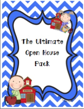 Ultimate Open House Pack
