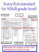 Ultimate Package - CCSS ELA Standards & Guiding Questions Handbook - 1st Grade