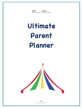 Ultimate Parent Planner