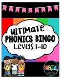 #BundleBonanza Ultimate Phonics Bingo Bundle