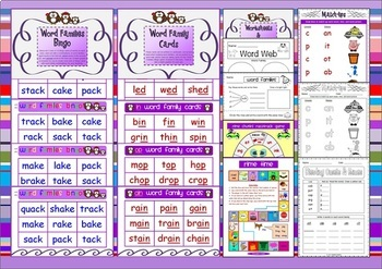Ultimate Phonics Bundle for the Youngest Readers and Writers