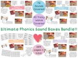 Ultimate Phonics Sound Boxes Bundle Phase 2-5