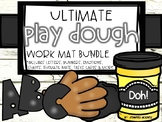 Ultimate Play Dough Work Mat Bundle