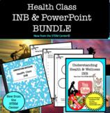 Ultimate PowerPoint & INB Health Class Bundle