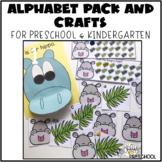 Ultimate Preschool and Kindergarten Alphabet Pack